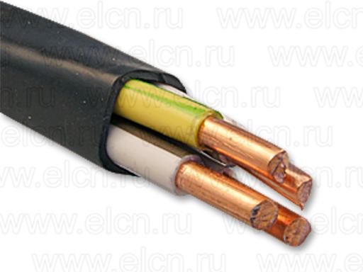 стоимость кабеля ввгнг 4х2.5-0.66 кв